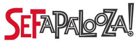 SEF-A-Palooza logotype