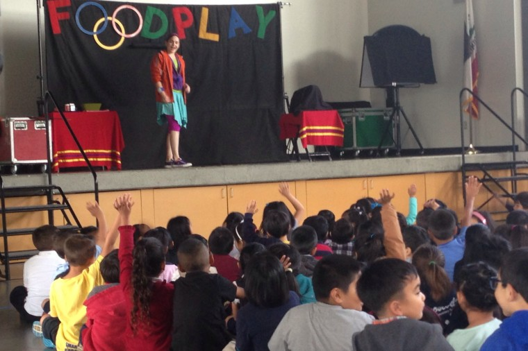 FoodPlay Assembly