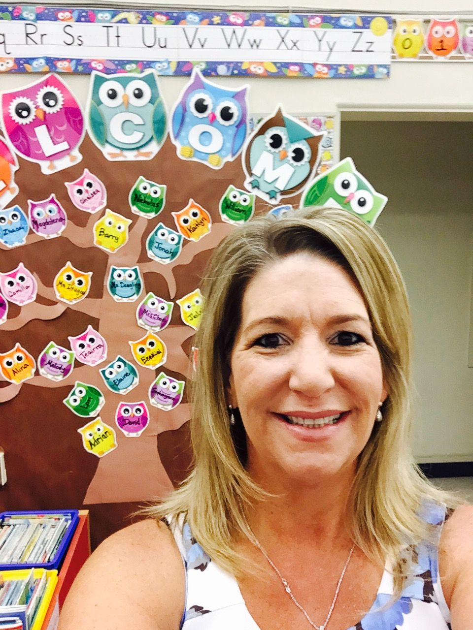 Dena Dragoo, Wilson Elementary Teacher and SGTA President supports SEF in order to support her San Gabriel community