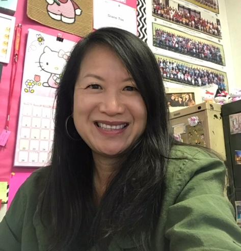 Diane Tse supports SEF because it builds a stronger community network among schools, businesses and parents