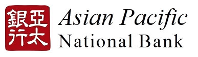 Asian Pacific National Bank, proud sponsor of the San Gabriel Educational Foundation