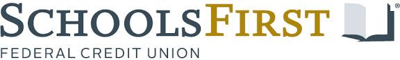 Schools First Credit Union, proud sponsor of the San Gabriel Educational Foundation