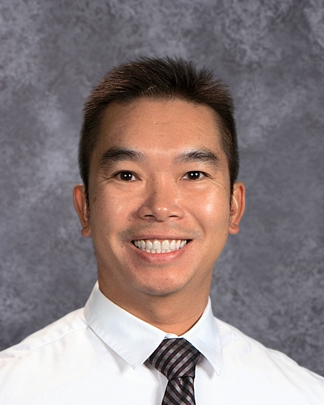 Tuoi Nguyen, McKinley Principal, supports SEF's efforts to impact education in San Gabriel